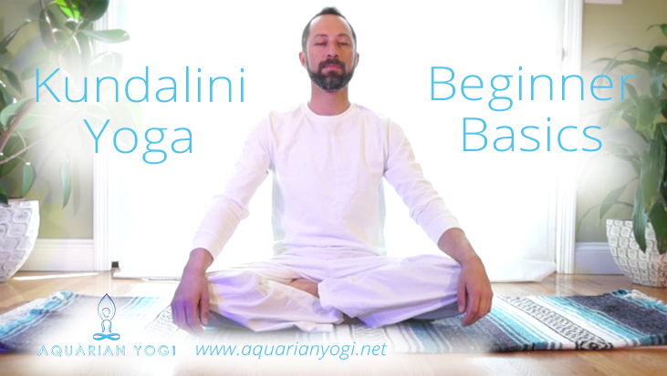 Kundalini Yoga Beginner Basics – Free Video Series – Relaxation Postures