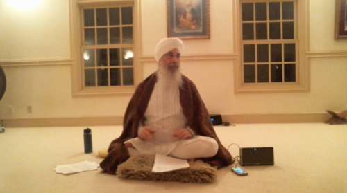 Increase Self Love – Kriya and Meditation with Sham-Rang
